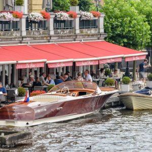 Amstel la Rive restaurant aan de Amstel