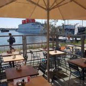 Restaurant U=IJ Kantien Amsterdam Noord