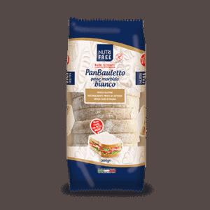 NUTRI FREE KRUH – PANBAULETTO BELE REZINE