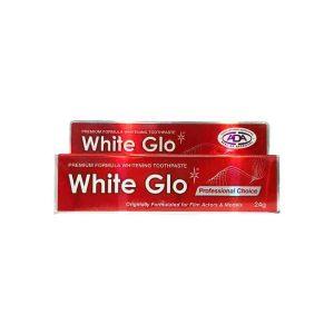 White Glo Potovalna Zobna Pasta Professional Choice