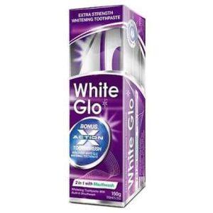 White Glo Zobna Pasta 2v1 za Izpiranje Ust