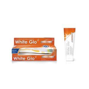 White Glo Belilna Zobna Pasta z Antibakterijskim Delovanjem
