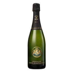 Champagne Barons de Rothschild Brut Francia Importado