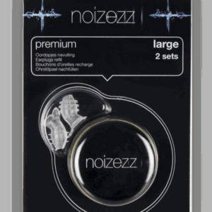 Noizezz oordopjes premium gratis verzending bij banaaninjeoor.com