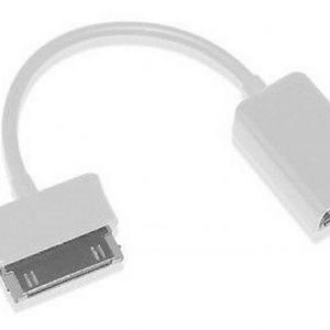 Cable Covertidor Usb Hembra a Conector Iphone 4 30 Pines