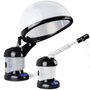 2 in 1 Hair and Ozone Facial Steamer