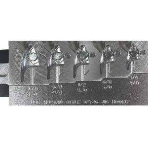 MOX1118181 300x300 - Do-it Swimbait Head Jig Mold SBH-5-A