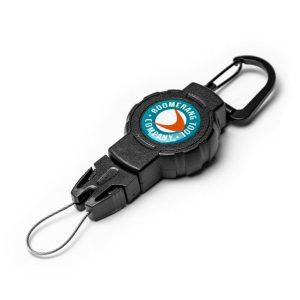 MOX1125141 300x300 - Boomerang Fishing Gear Tether SM 4 24 inch Carabiner