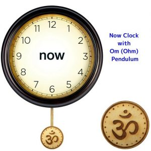 now mindfulness clock