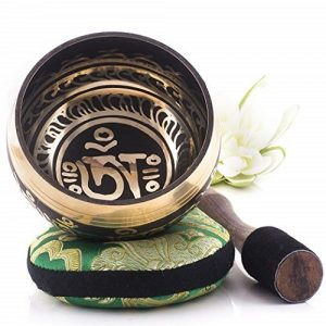 tibetan singing bowl for sound healing
