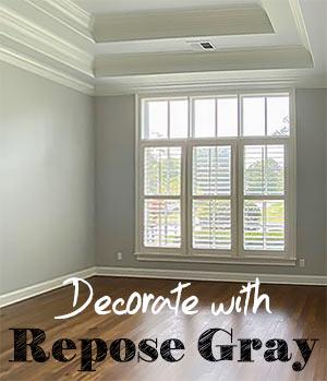 repose gray room