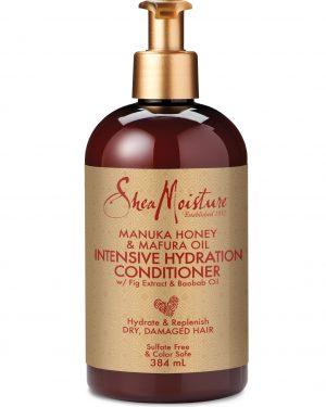 Prestigious afro beauty - Shea moisture - Manuka-Honey-Mafura-Oil-Conditioner