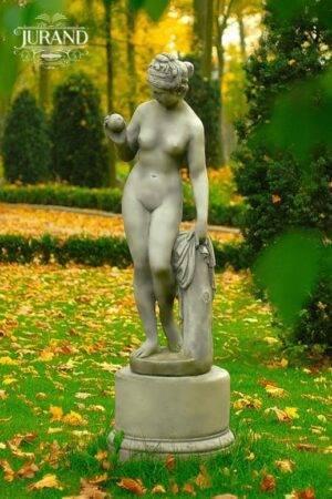 Venus med äppel - stora index 1555
