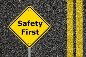 safety first_road