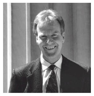 Photograph of Peter Senge by Larry Lawfer (used with permission of SoL)