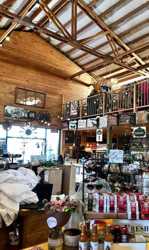 image of inside high country orchard green bluff