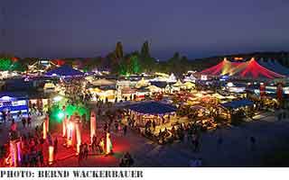 tollwood summer festival Munich