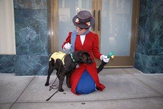 Oceana And Mary Poppins