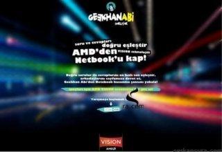 AMD Türkiye Resmi Facebook Sayfası'nda Ödül Yağmuru Devam Ediyor!