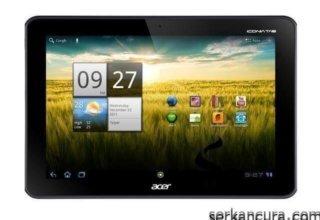 Acer 'ın İlk Android 4.0(ICS) Önyüklü Tableti ICONIA A200 Türkiye'de!