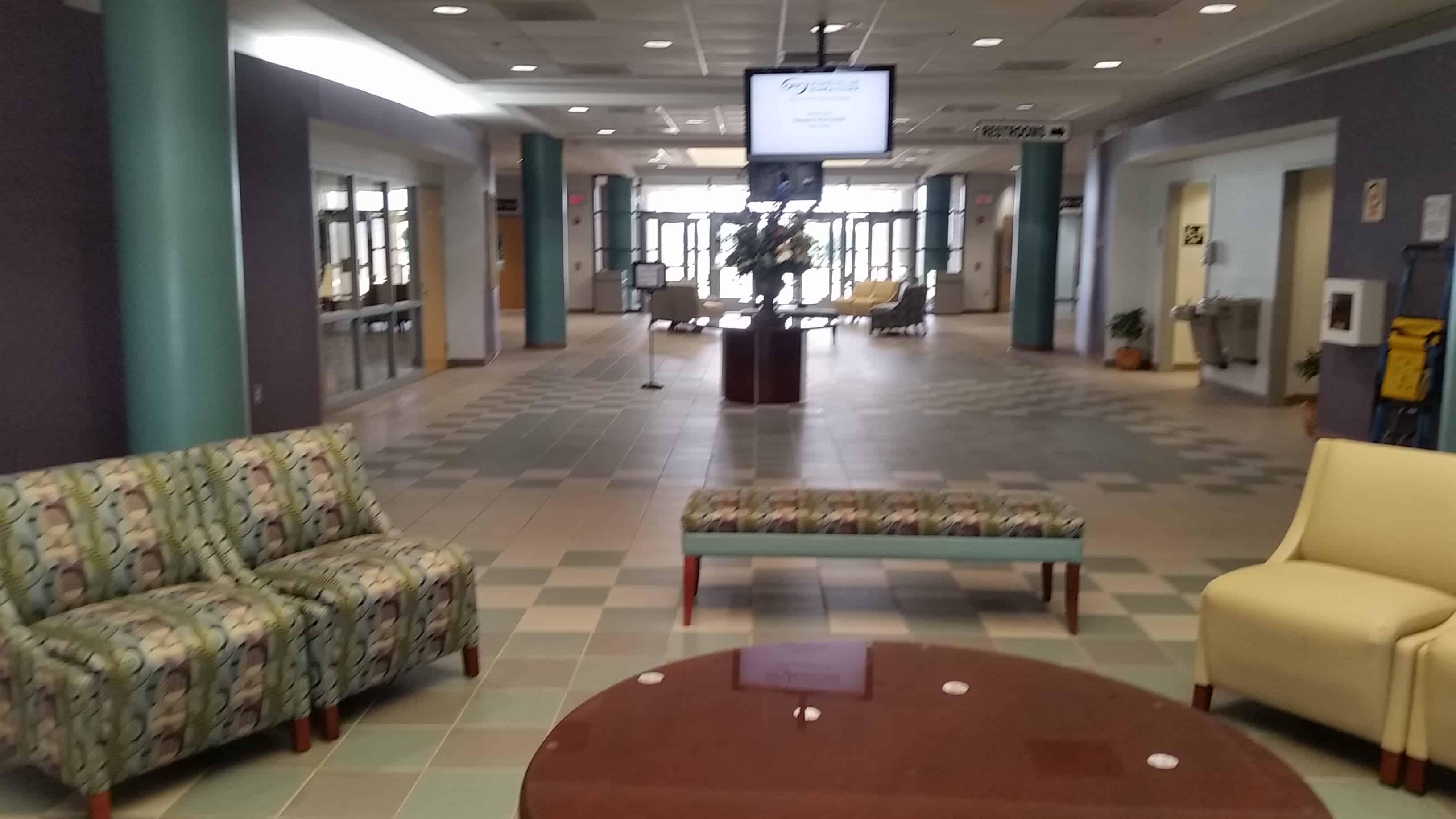 Porter Center Lobby