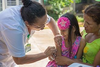 Photo of Exitosa jornada de vacunación en Casanare