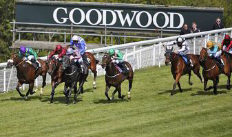 Glorious Goodwood – Money Back Second at William Hill Today