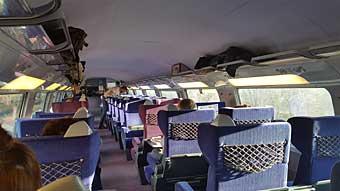 high sped train Barcelona