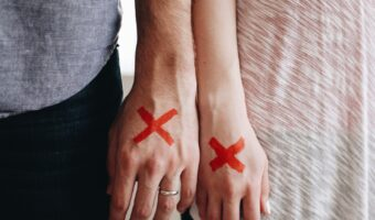 hands-how to fix an unhappy marriage