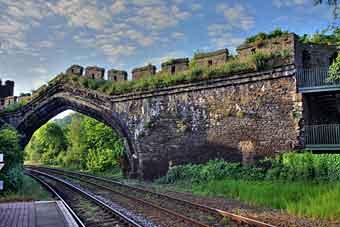 Conwy train station