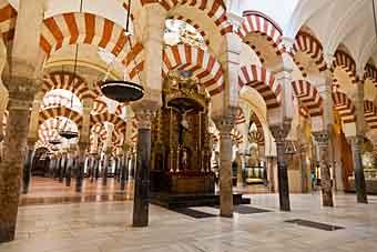 la mezquita cordoba