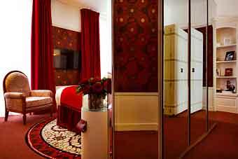 Hotel for Festival of lights Lyon