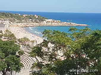 Tarragona in Spain