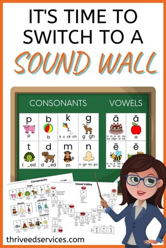 sound wall pin