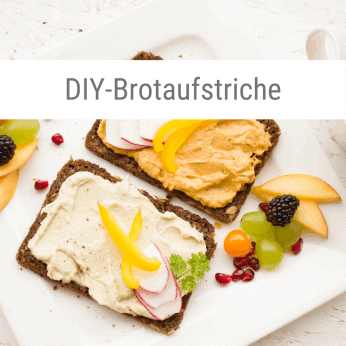 DIY-Brotaufstriche-Anleitung