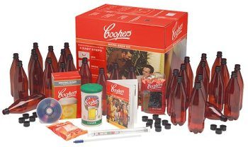 home brewing kits