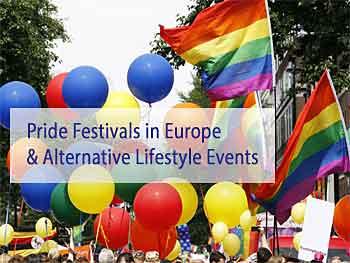 Pride Festivals in Europe