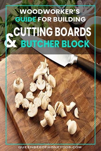 cutting board guide pin