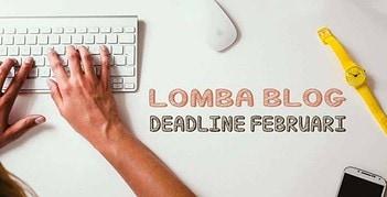 Kompetisi Blog, lomba blog 2017, Blog Contset, Info Lomba Blog, Juragan Lomba Blog, Menang kompetisi Blog