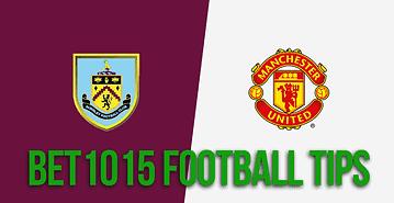 Burnley v Manchester United prediction