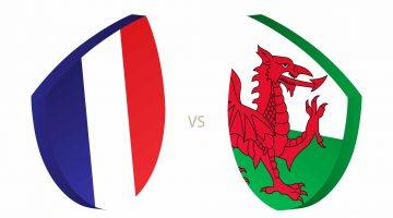 6 Nations France v Wales