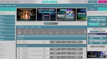 Karamba Sports Offer