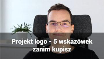 projekt logo 5 wskazówek zanim kupisz www