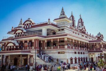 Iskcon temple in pune