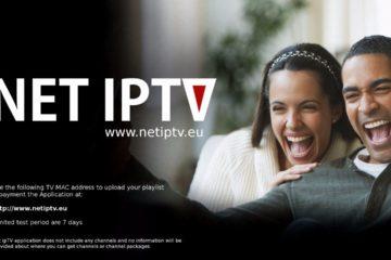 NET IPTV - IPTIVI Subscription Service Provider