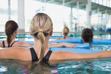 Aquafitness / Wassergymnastik