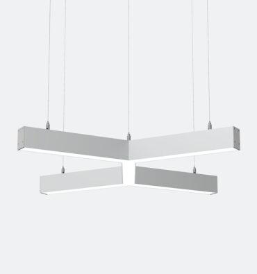 Линейные модульные светильникиInled
