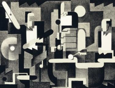 Benton Spruance, Arrangement for Drums