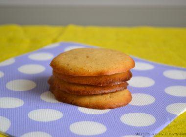 Biscotti al limone Bimby