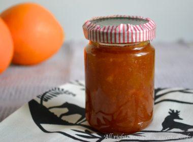 Marmellata di arance e cipolle Bimby